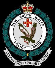 NSW Police Force Logo PPTSG sponsor